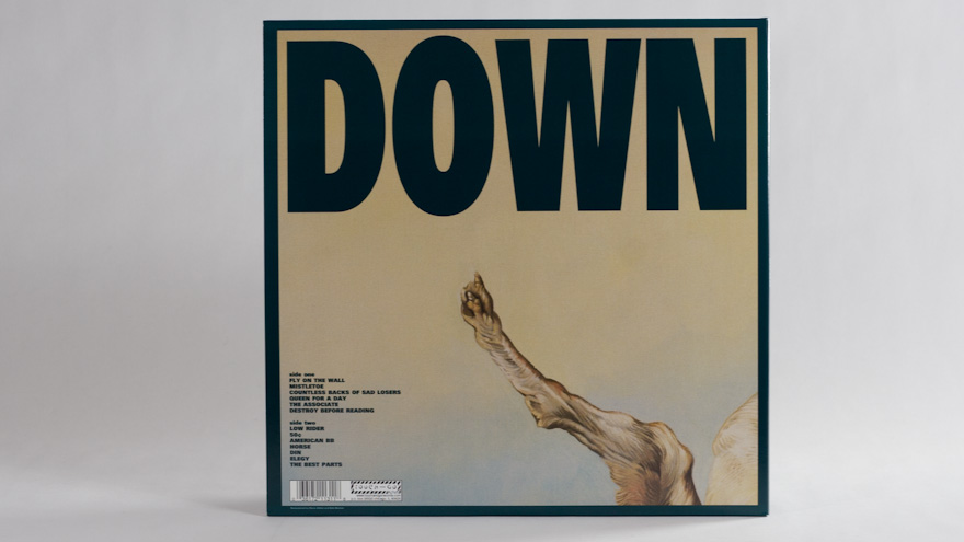 The Jesus Lizard – Down [reissue]