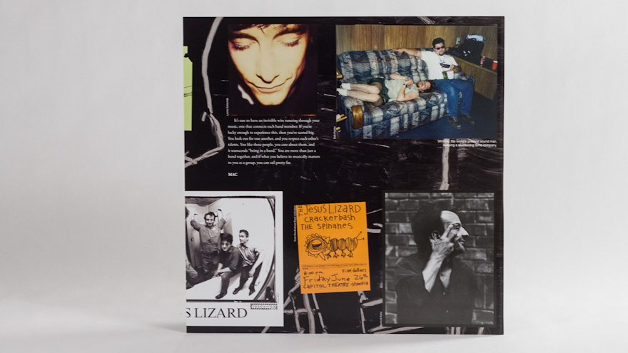 The Jesus Lizard – Head [reissue]
