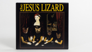 The Jesus Lizard - Liar digipac cover