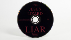The Jesus Lizard - Liar CD face