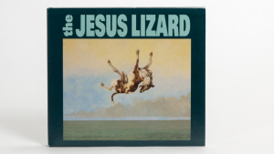 The Jesus Lizard - Down digipac cover