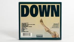 The Jesus Lizard - Down digipac back