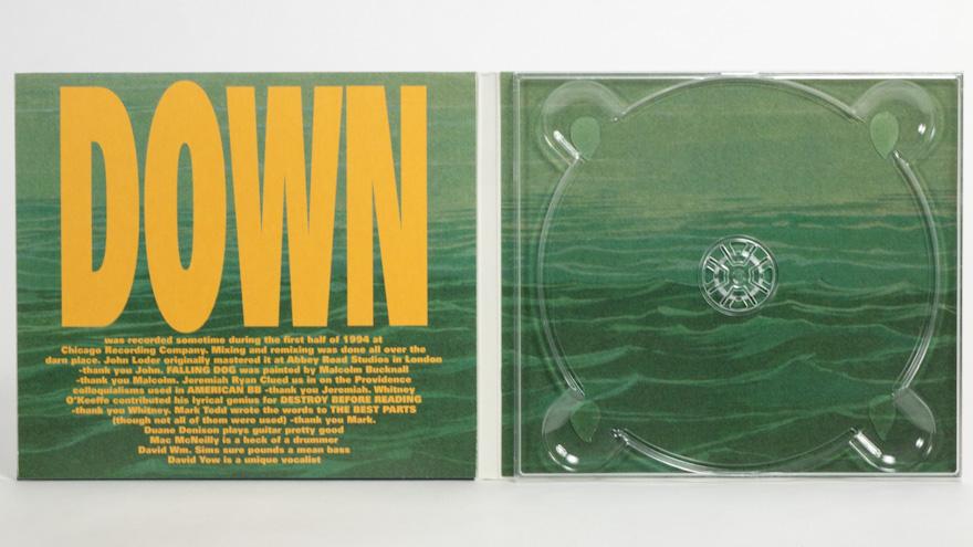 The Jesus Lizard – Down [reissue]