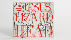 The Jesus Lizard - Head digipac cover