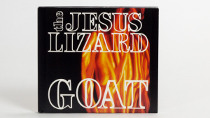 The Jesus Lizard - Goat digipac cover