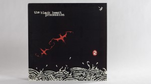 Black Heart Procession LP front cover