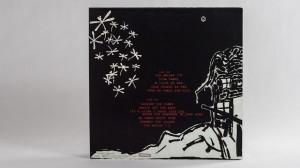 Black Heart Procession 2 LP back cover