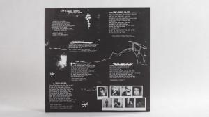 Black Heart Procession 2 LP insert