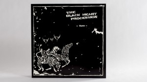 Black Heart Procession LP jacket front for Three