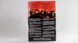 The Black Heart Procession's Amore Del Tropico LP insert back