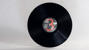 The Black Heart Procession's Amore Del Tropico LP disc side c