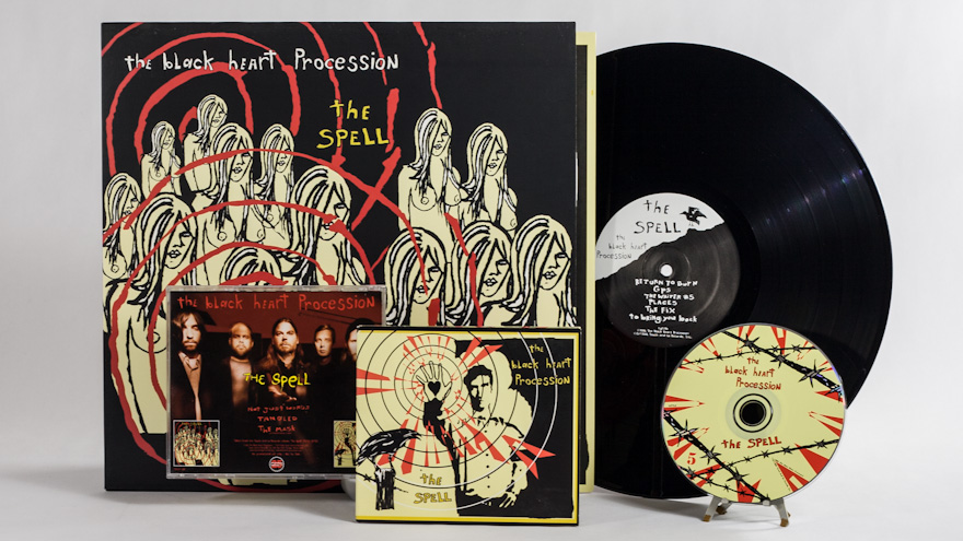 The Black Heart Procession – The Spell