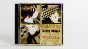 Blonde Redhead - Fake Can Be Just As Good cd jewel case cover