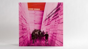 Blonde Redhead's In An Expression Of The In Expressible LP cover image