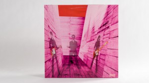 Blonde Redhead's In An Expression Of The In Expressible LP back cover image