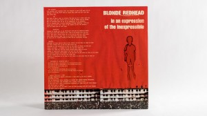 Blonde Redhead's In An Expression Of The In Expressible LP innersleeve front image
