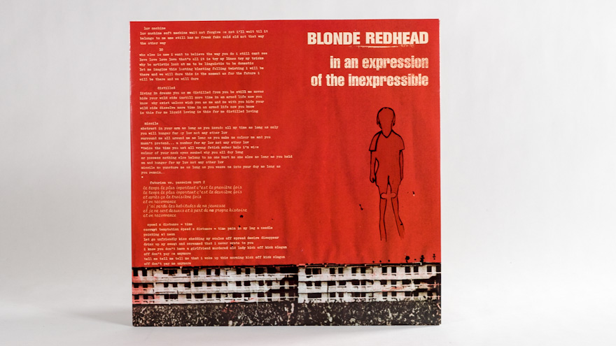 Blonde Redhead – In An Expression Of The Inexpressible