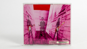 Blonde Redhead - In An Expression Of The Inexpressible cd jewel case back