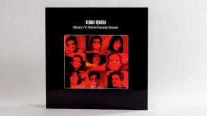Blonde Redhead's Melody Of Certain Damaged Lemons LP cover