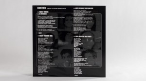 Blonde Redhead's Melody Of Certain Damaged Lemons LP innersleeve front