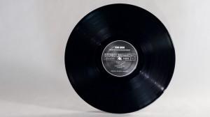 Blonde Redhead's Melody Of Certain Damaged Lemons LP disk side b