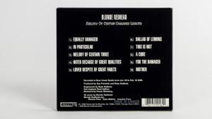 Blonde Redhead - Melodie of Certian Damaged Lemons digipac back