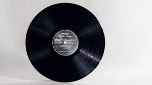 Blonde Redhead, Mélodie Citronique LP disk a side