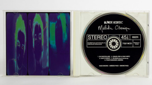 Blonde Redhead - Melodie Citronique cd jewel case gatefold