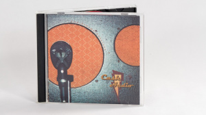 Cash Audio - the Orange Sessions cd jewel case front