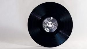 Chk Chk Chk - Louden Up Now LP disk side d