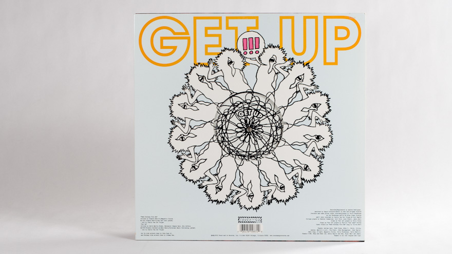 !!! – Take Ecstasy With Me b/w Get Up