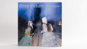 CocoRosie - Grey Oceans lp front cover
