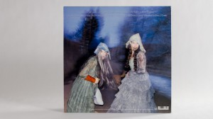 CocoRosie - Grey Oceans lp back cover