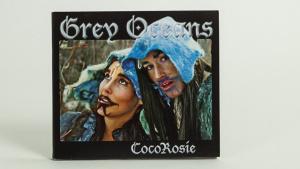 CocoRosie - Grey Oceans digipac front