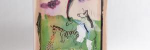 CocoRosie - Noah's Ark LP jacket front cover