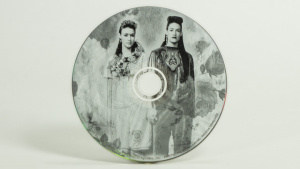CocoRosie - Noah's Ark CD face