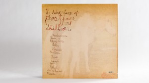 CocoRosie - The Adventures of Ghosthorse and Stillborn LP jacket back cover
