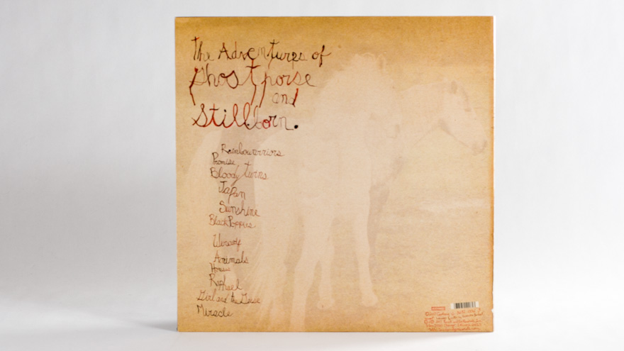 CocoRosie – The Adventures of Ghosthorse and Stillborn