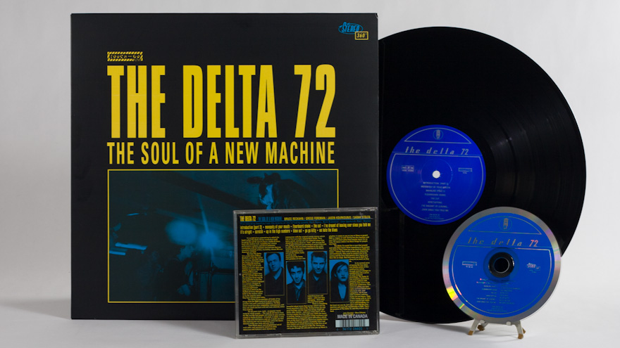 The Delta 72 – The Soul of a New Machine