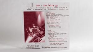 The Delta 72 - OOO LP insert