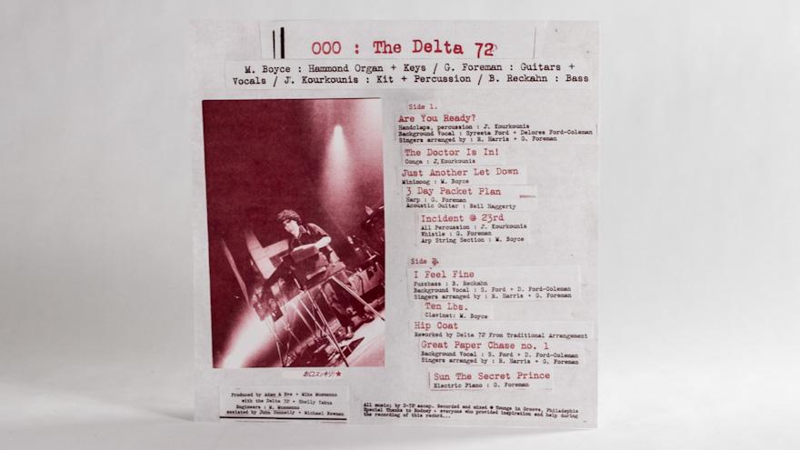 The Delta 72 – OOO