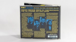 The Delta 72 - The Soul Of A New Machine jewel case back