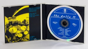 The Delta 72 - The Soul Of A New Machine jewel case open