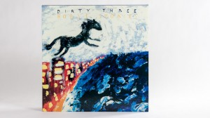 Dirty Three - Horse Stories lp jacket front