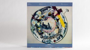 Dirty Three - Horse Stories lp jacket back