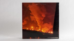 Don Caballero - 2 LP back cover
