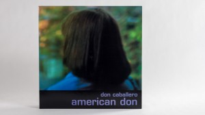 Don Caballero - American Don LP jacket front cover