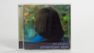Don Caballero - American Don jewel case cover
