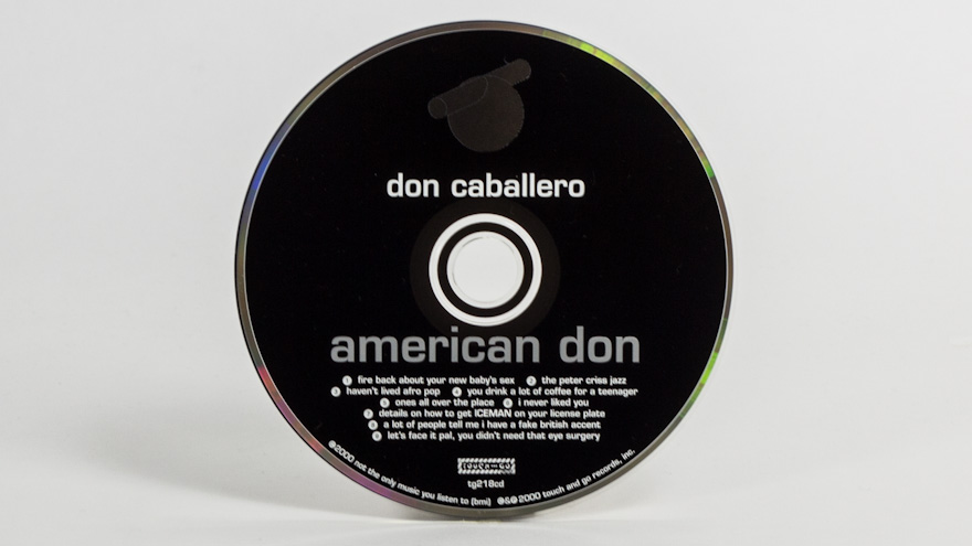 Don Caballero – American Don