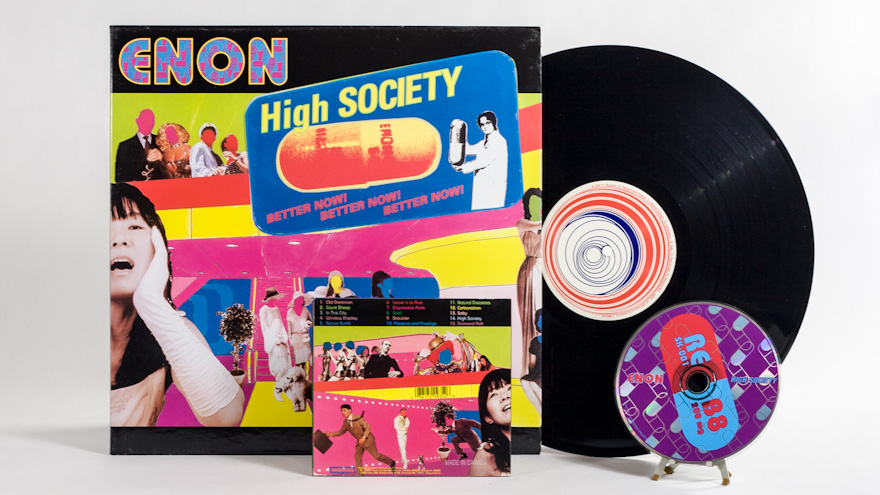 Enon – High Society
